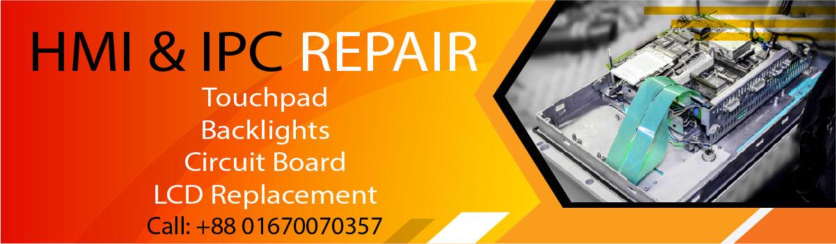 HMI Repair Services in Dhaka Bangladesh