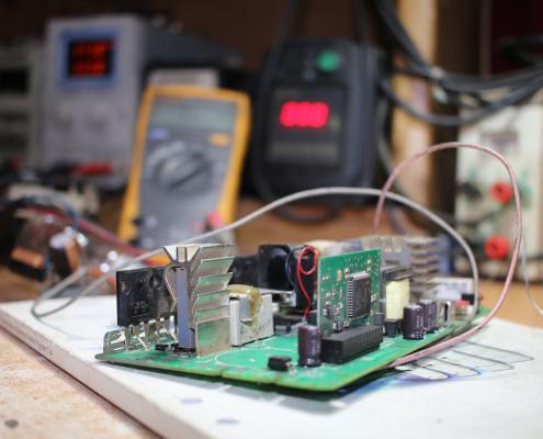 Vector drive repair