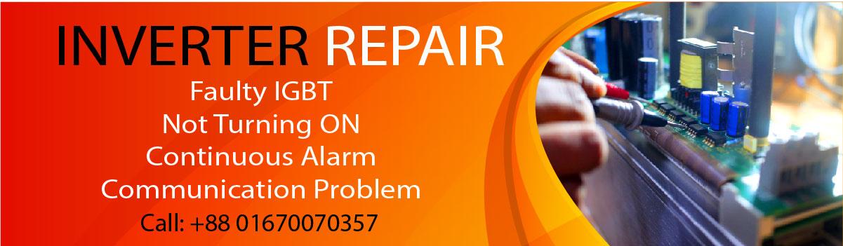 Inverter Repair Services in Dhaka Bangladesh